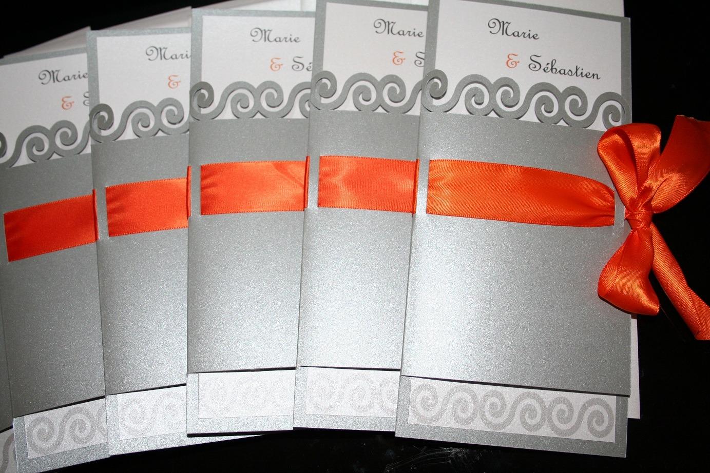 Assez Dynamiser son mariage avec du Orange! – Sofie's Events VZ36