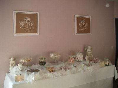 Candy bar anges