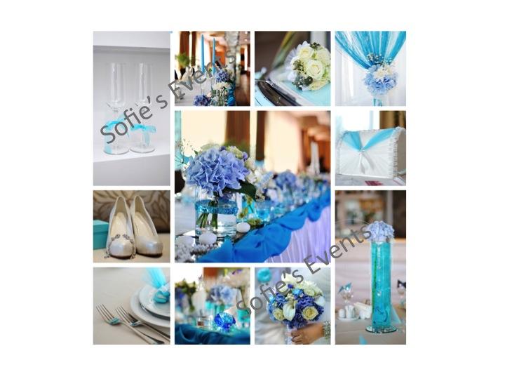 Sofie's Events Bleu