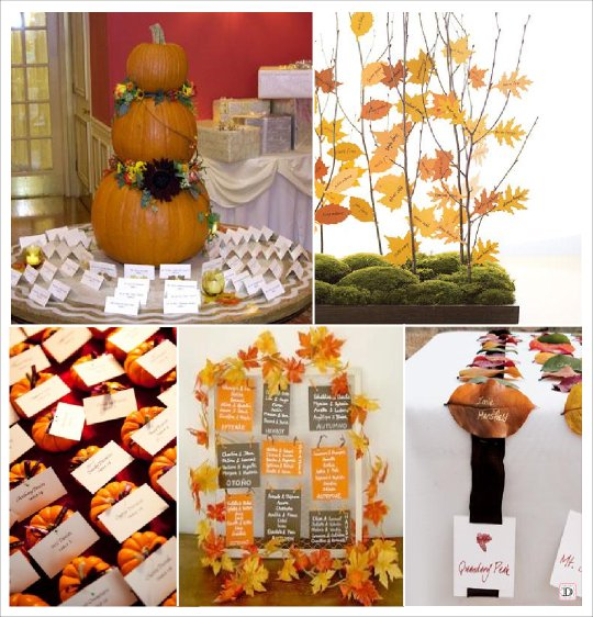 Mariage th me automne sofie 39 s events for Decoration d automne