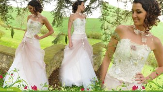 Robe-de-mariée-Elsa-Gary-Collection-2011-Fleuries-Modèle-ELISA