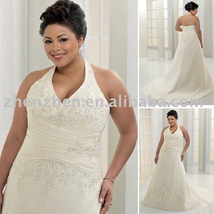 Étiquette  Robe de mariée grande taille
