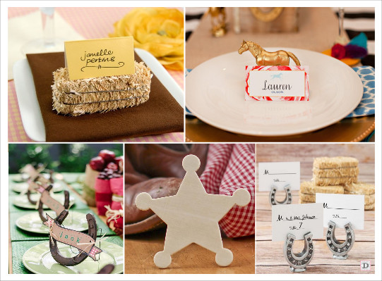 decoration_mariage_western-country-chic-equitation-marque-place_fer_cheval_statuette_cheval_botte_paille_etoile_de_sheriff