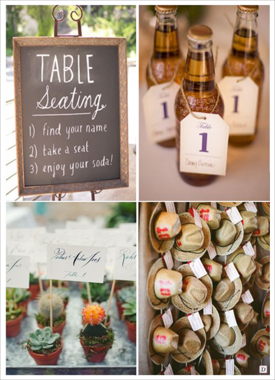 decoration_mariage_western-country-chic-equitation-plan_de_table_escort_cards_bouteille_soda_chapeau_cactus