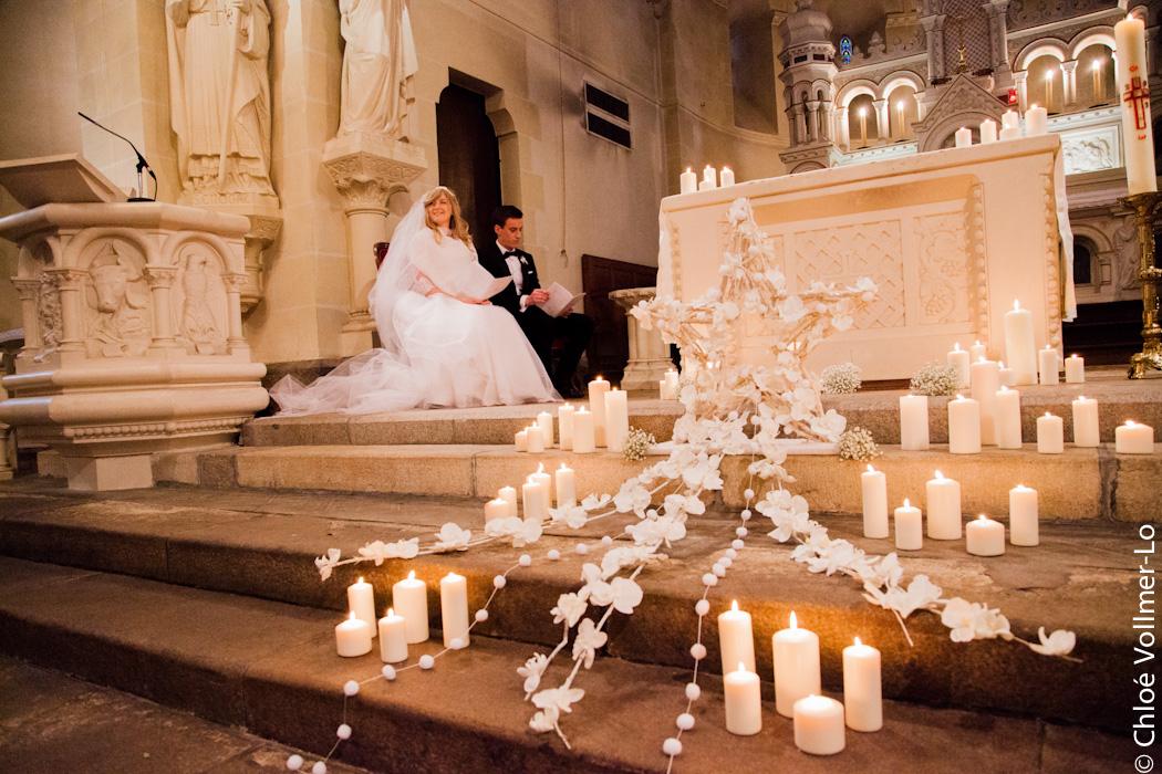 Decoration Allee Eglise Pour Mariage