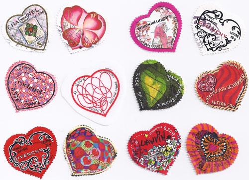 timbres-de-mariage